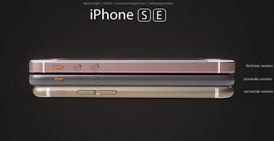 apple Iphone SE features 2016.