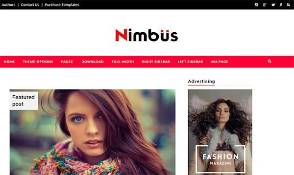 Chia sẻ Nimbus Blogger Template
