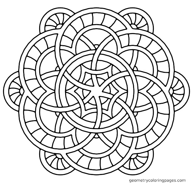 Mandala Coloring Pages Games With Meaning Free Printable For Adults  Design