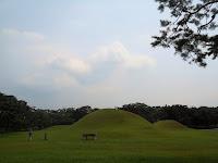 oreung tumuli gyeongju
