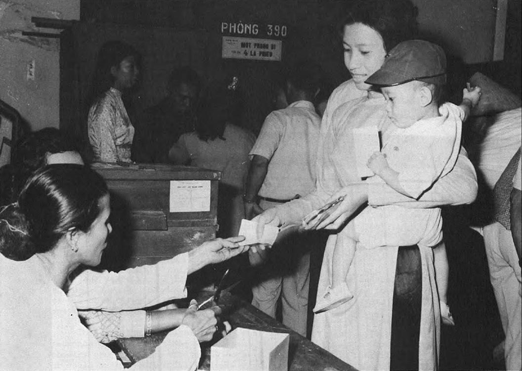 Bầu cử Hạ Nghị Viện năm 1971