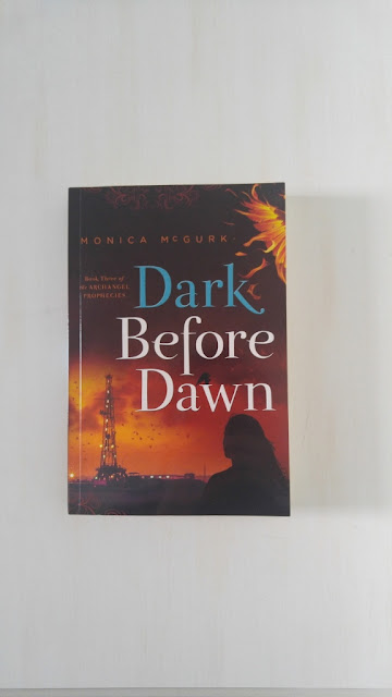 Dark Before Dawn book by Monica McGurk