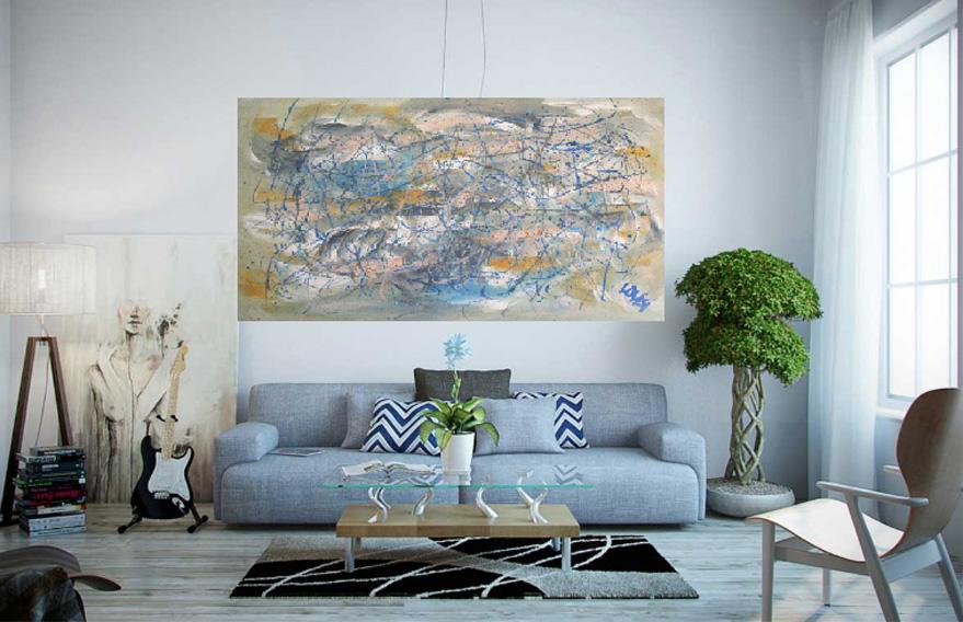 Comprare quadri buy original paintings comprare arte - Quadri casa moderna ...