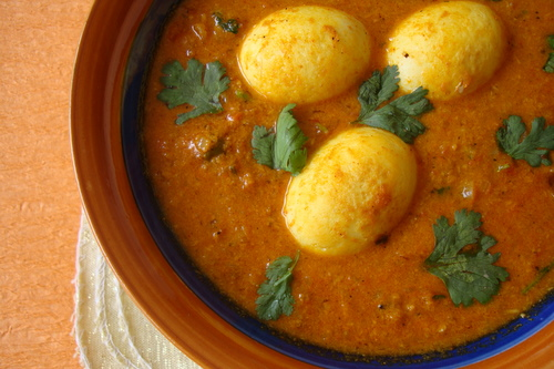 Egg Curry Recipe images