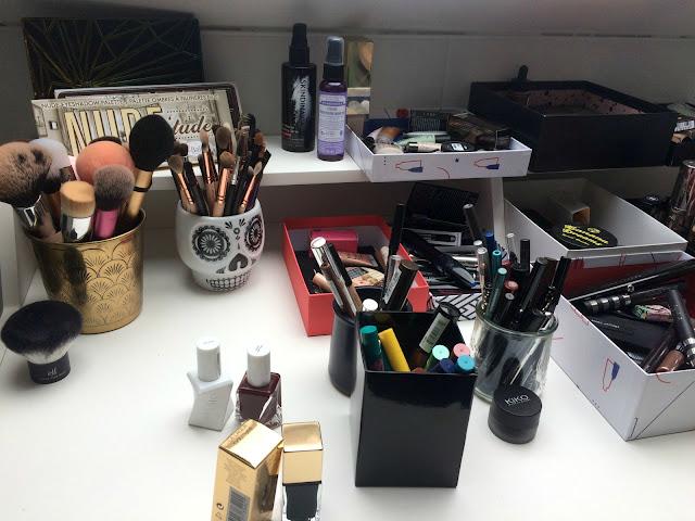 consommation cosmétiques