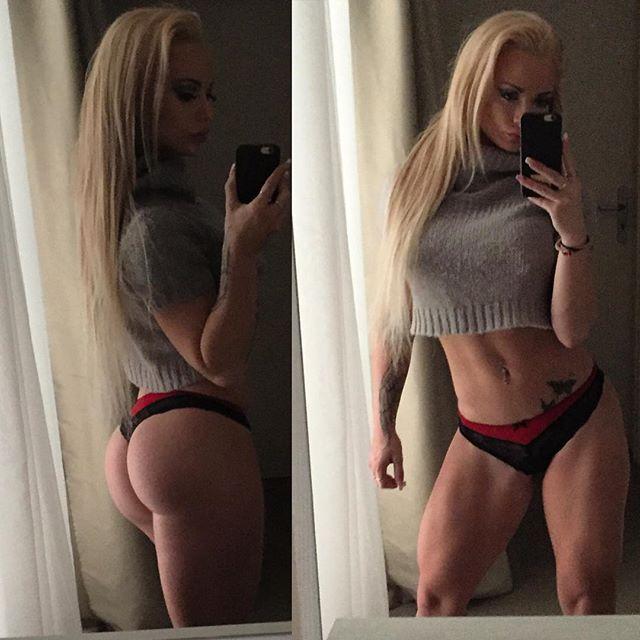 Bikini IFBB fitness Andrea Neumannová 3
