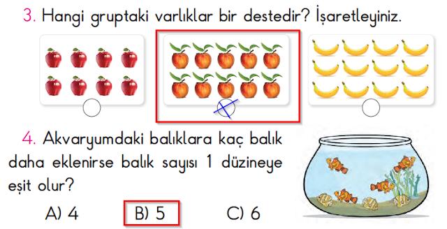 2. Sınıf Açılım Yayınları Matematik Ders Kitabı 18. Sayfa Cevapları