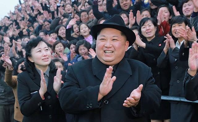 Kim Jong - His sister Kim Yo-jong will go to South Korea