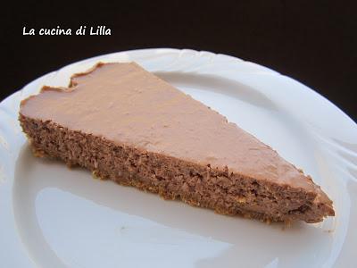 Dolci al cucchiaio: Cheesecake ciocco-cocco