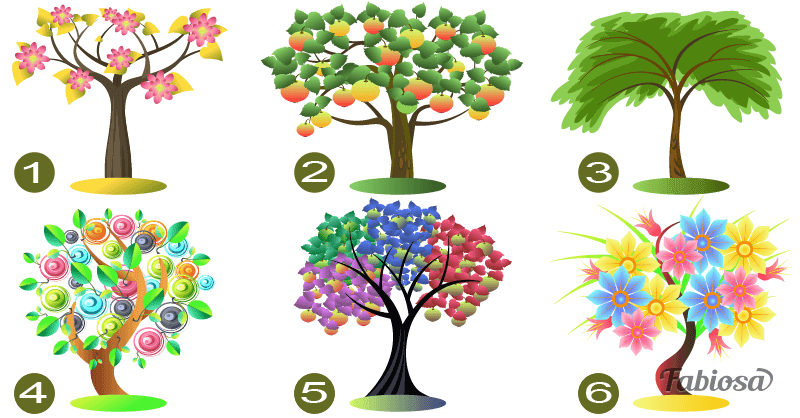 Personality Test: Choose A Tree To Find Out Your Dominant Trait