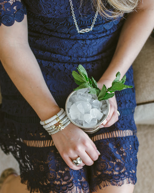 lagos jewelry and mint julep