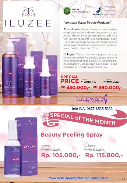 Special Price Mei 2018, Iluzee