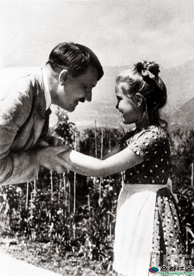 Hitler As A Little Kid