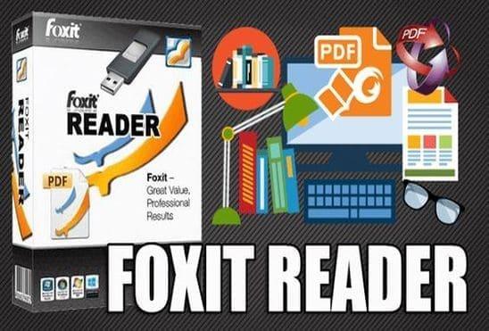 تحميل برنامج Foxit Reader Portable عملاق تشغيل وقراءة ملفات الـ PDF نسخة محمولة