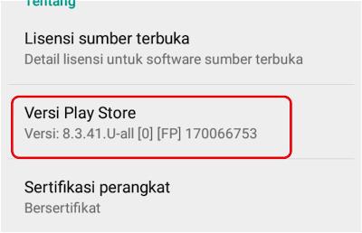 Cara Update Otomatis Google Play Store Tanpa Download Apk Jos Banget