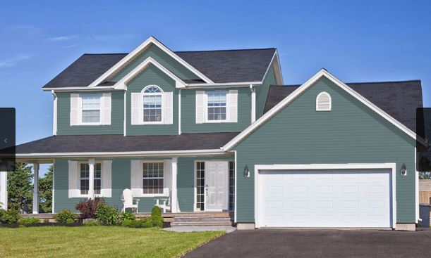 Making House A Home Picking Exterior Paint