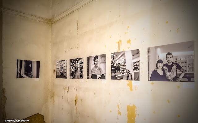 ΦωτοΈκθεση: Τρίγωνο στο κάδρο / Τα πορτρέτα του Τριγώνου by ΑΚΤΟ by mariaparask29_photography
