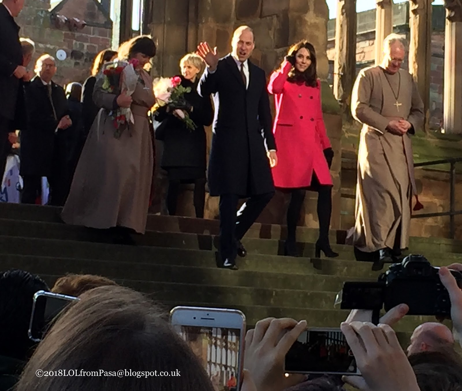 Places To Visit Coventry Uk: Today Around Coventry: Royal Visit To Coventry