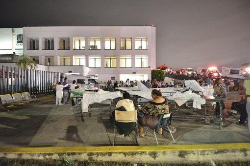 Latinoamérica se solidariza con México tras terremoto de 8,2