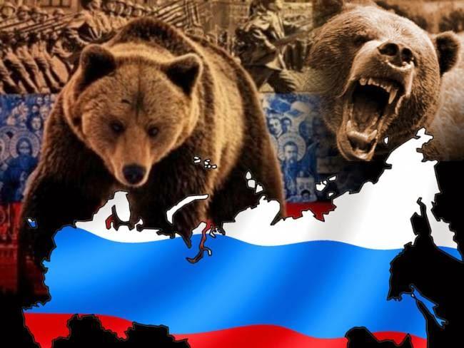 Oι λαοί έχουν τις τύχες που τους αξίζουν: Ανακηρύχθηκε το κράτος της Νέας Ρωσίας (vid)