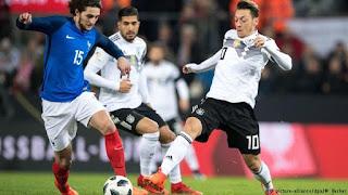 نتيجة مباراة ألمانيا وفرنسا اليوم الخميس 6-9-2018 ضمن مباريات دوري الأمم الأوروبية