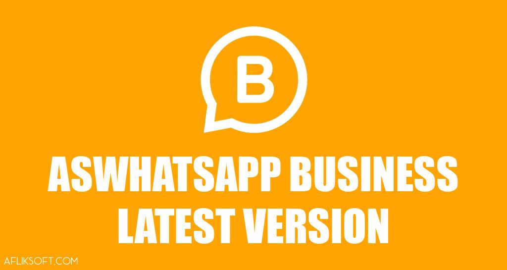 ASWhatsApp Business