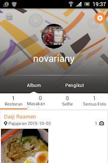 Novariany on OpenSnap
