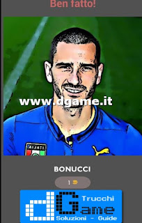 Soluzioni Football Player - Guess Quiz livello 18