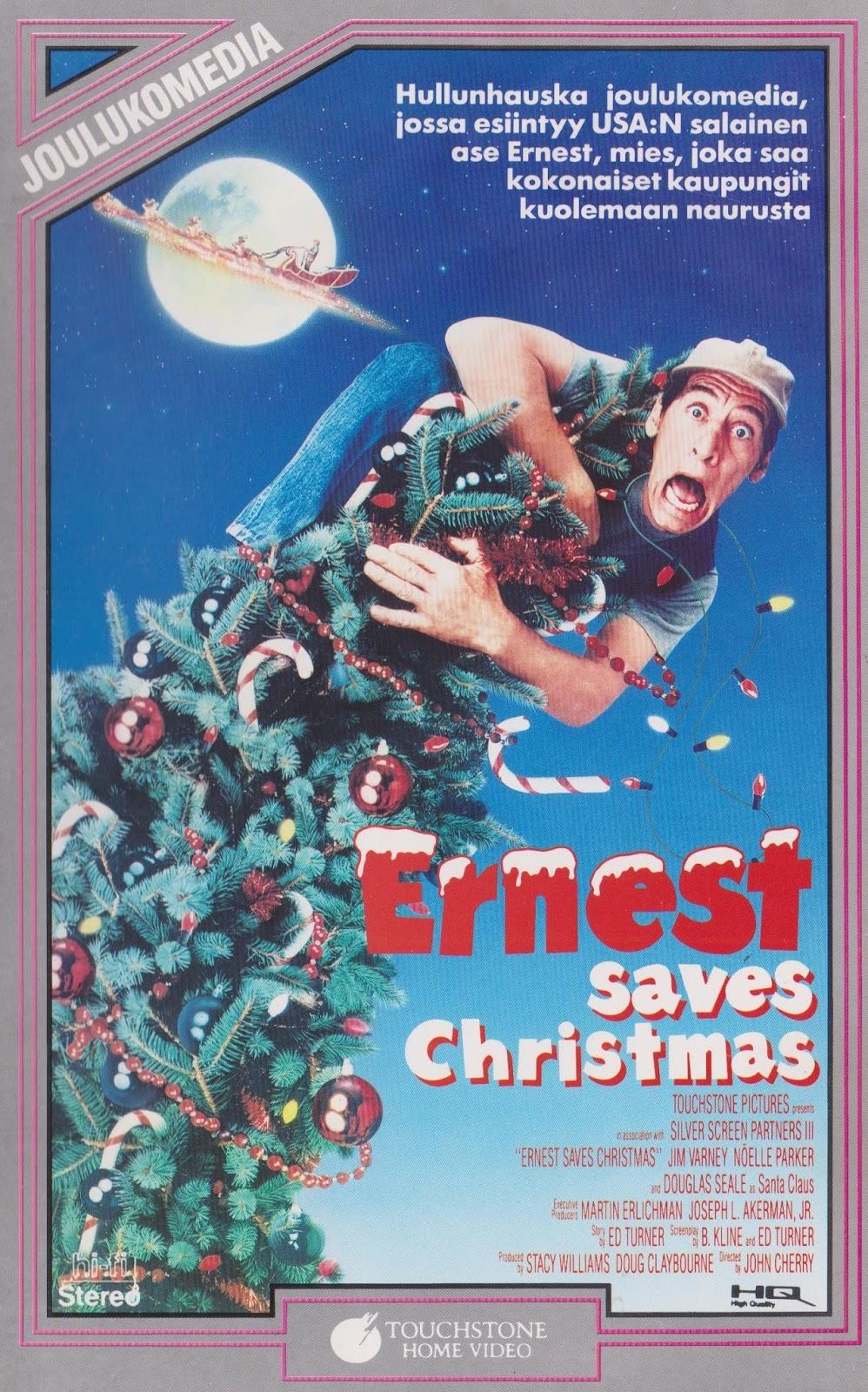 Ernest Saves Christmas - Фото база