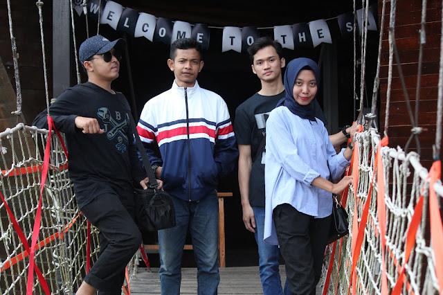 Jadi Baru Kebumen 2018 Tour To Bandung, Best Momen- pinisi resto di situ patenggang bandung 8
