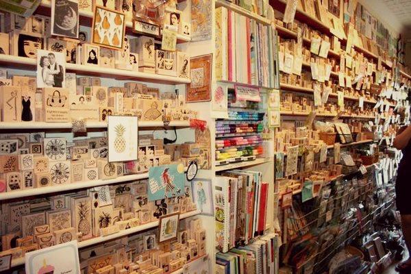 papelerias en Nueva York The Ink Pad