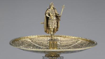 Το μυστήριο πίσω από τους «Αργυρούς Καίσαρες», ένα σετ θρυλικών αναγεννησιακών σκευών