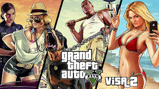 Download Latest GTA 5 Visa 2 Apk Mod + Data Free