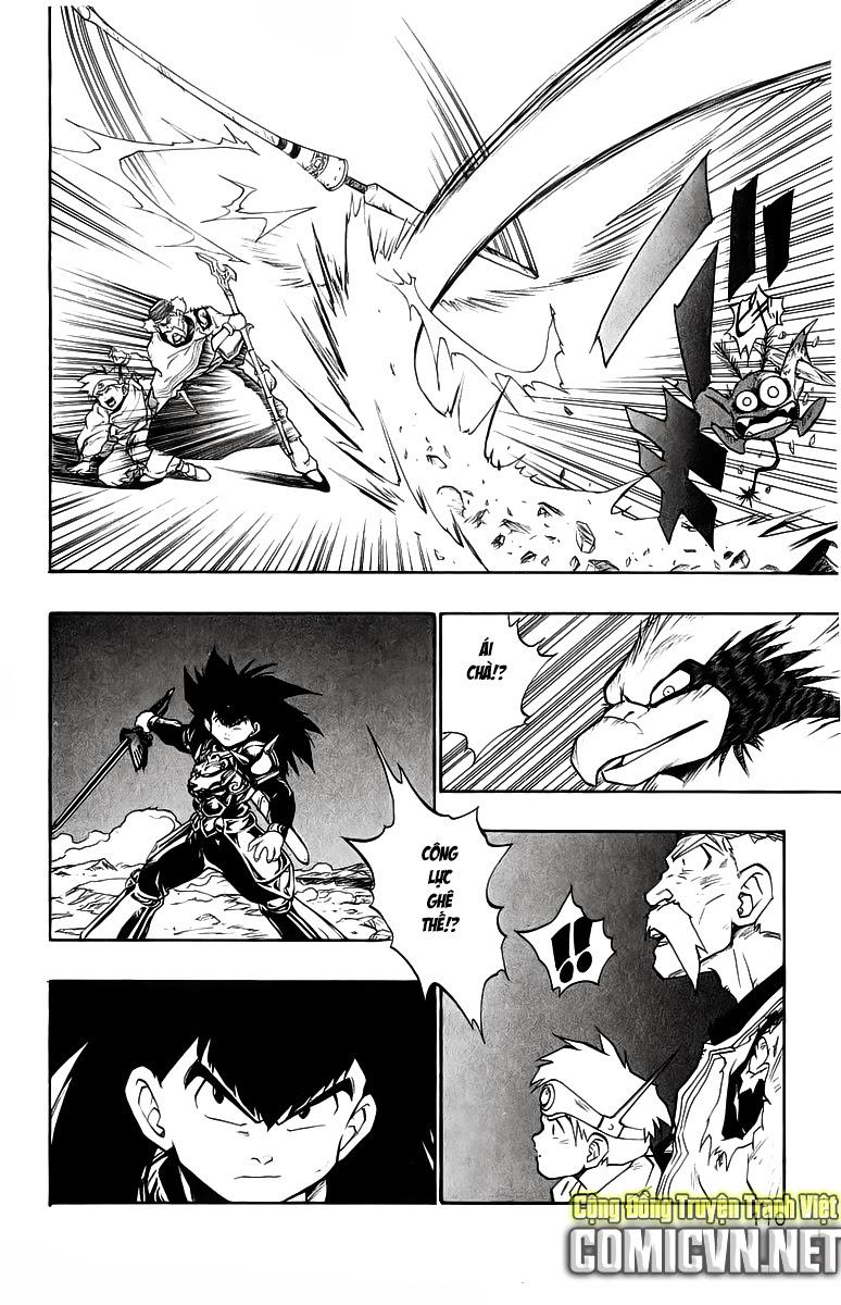 Dragon Quest: Emblem of Roto chapter 28 trang 14