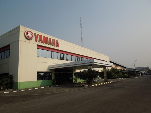 Yamaha Motor Company Japan Career