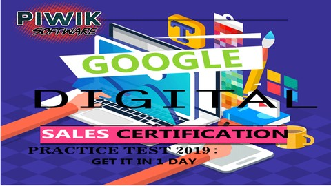Google Digital Sales Certification Exam Practice Test 2019