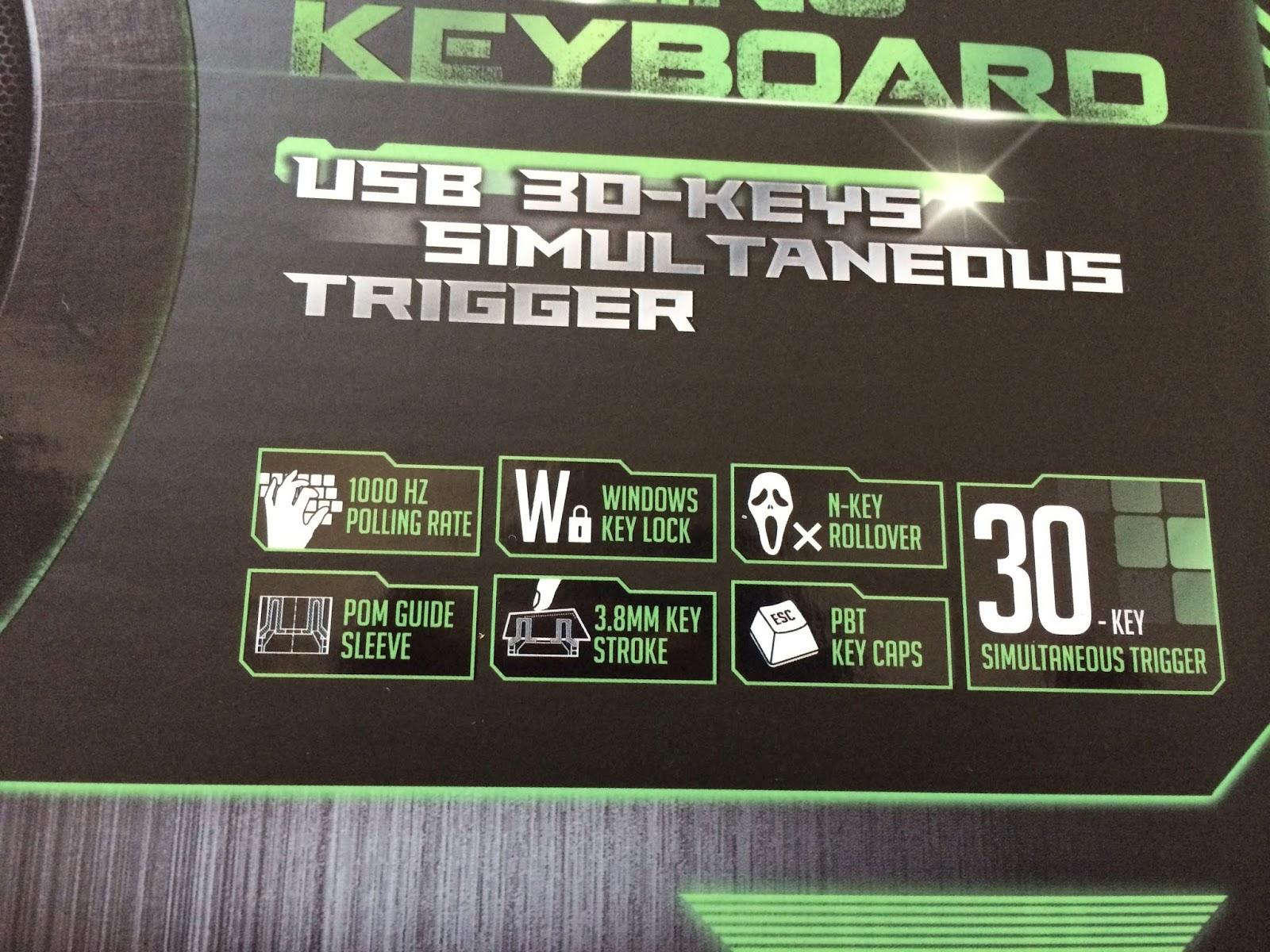 Unboxing & Review: i-Rocks K10 Gaming Keyboard 51