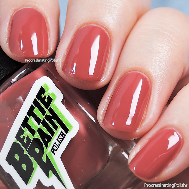 Bettie Pain Polish - The Cat's Meow