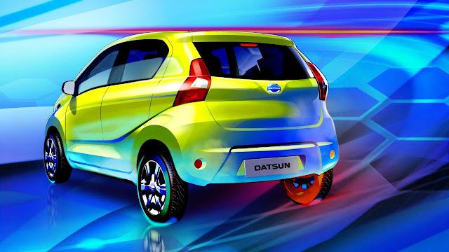 Datsun Redi-GO World Premiere On 14th April In India