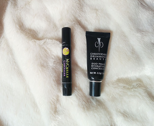 MyChelle Concealer Cream Christopher Drummond Duo Phase Hydrating Concealer
