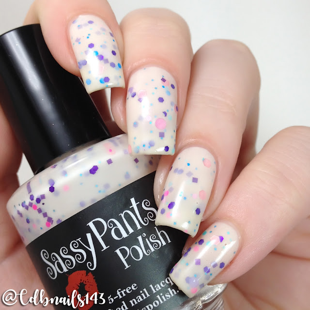 Sassy Pants Polish-Barefoot On the Beach