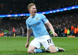 Kevin De Bruyne Out For 3 Months