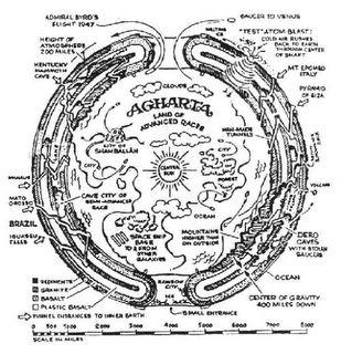 Fakta Dan Misteri Menarik Di Dalam Perut Bumi