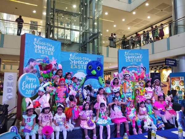 An EGG-stra Special Easter at SM City Masinag