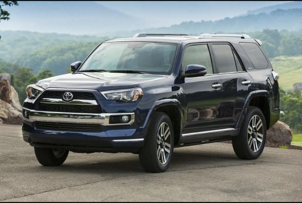 2019 Toyota 4runner Nightshade Review