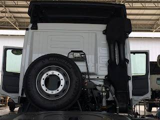 กล้องติดรถบรรทุกขนาด 24โวลล์