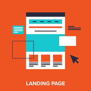 what is website landing page and its uses