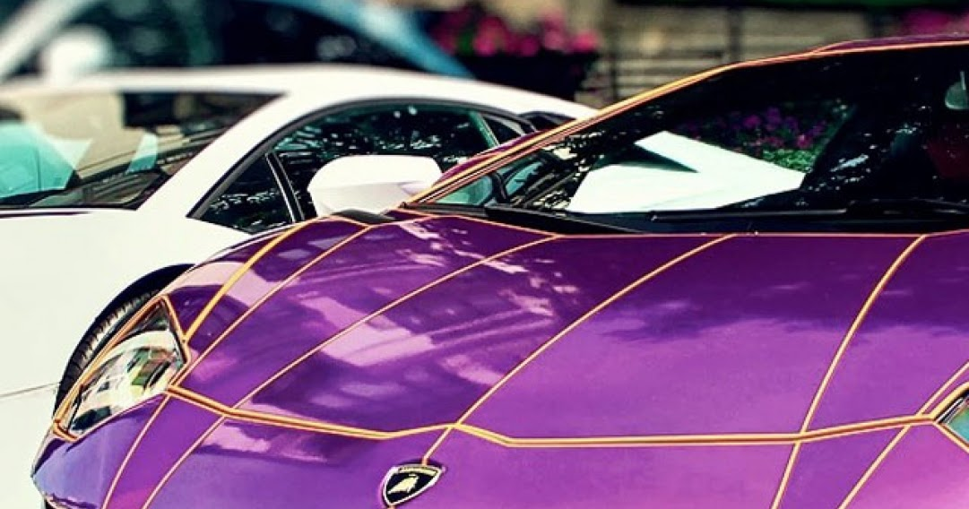 Galaxy Note Hd Wallpapers Purple Lamborghini Aventador Lp 700 4