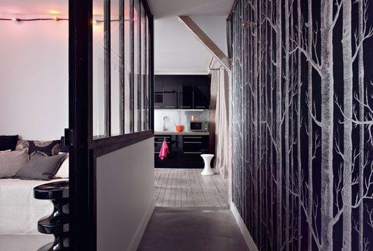 pose de papier peint prix le mans maison du monde papier peint le unique pas cher. Black Bedroom Furniture Sets. Home Design Ideas