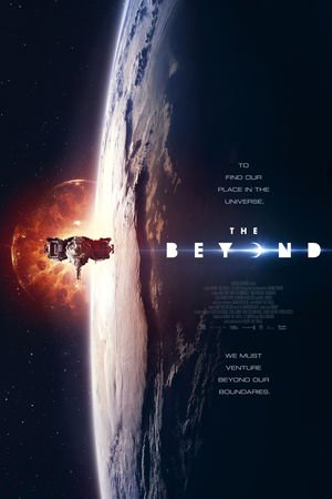 Poster The Beyond 2017